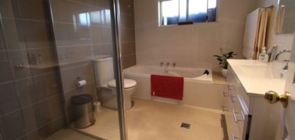 Basic bathroom renovations packages complete bathroom for Bathroom renovation package