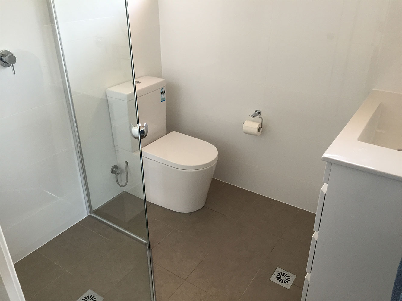 Affordable bathroom renovations parramatta amazing results for Complete bathroom renovations