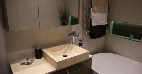 Bathroom renovations baulkham hills licensed builders Bathroom design and renovation castle hill