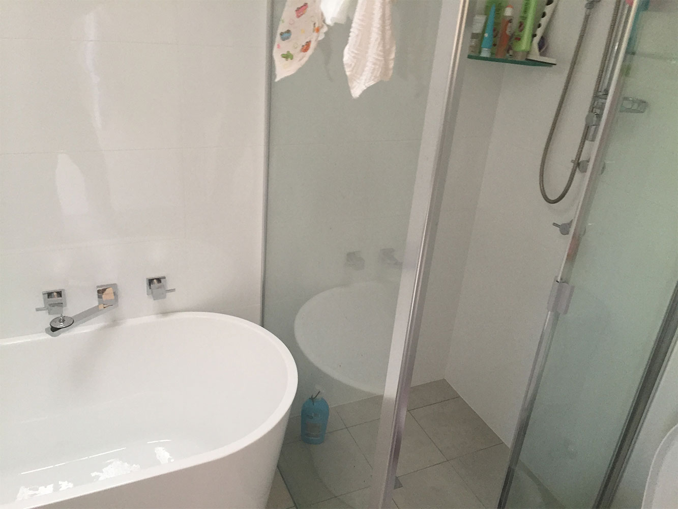 Expert bathroom renovations for carlingford homes look at for Complete bathroom renovations
